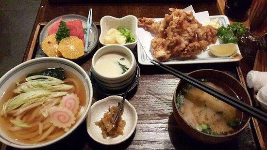Restoran Miyagi: Kitsune Udon Set