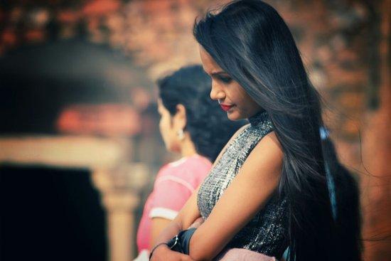 This beautiful girl at hauz khas village hauz khas hauz khas village voltagebd Gallery