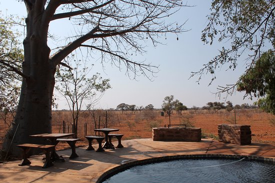 Marnitz, South Africa: Pool