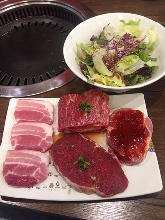 BBQ Korea Restaurant