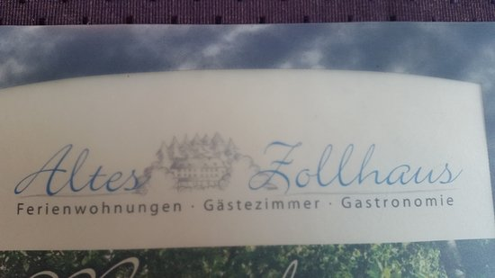 Altes Zollhaus : 20160924_174908_large.jpg