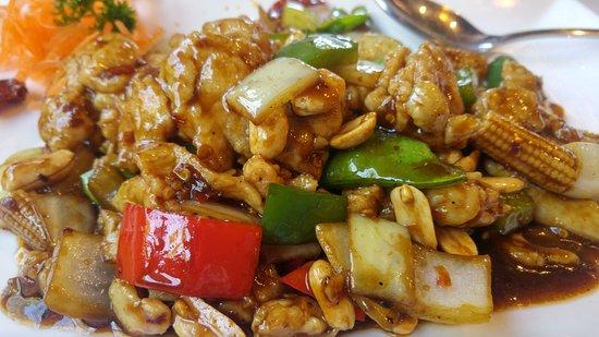 Dynasty Chinese Restaurant : Ko Bo Chicken
