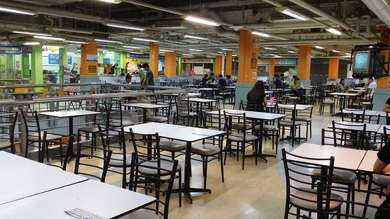 pantip plaza chiang mai food court level 4