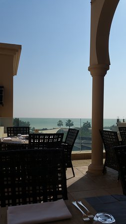 The St. Regis Doha: Breakfast with a view <3