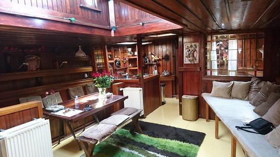 Foto de Amsterdam Love Houseboat