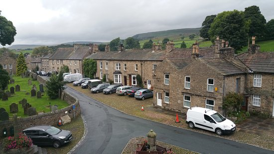 Askrigg, UK: View from the Farnon Room