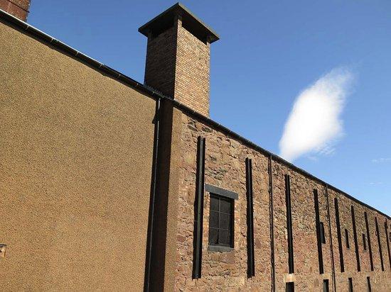 Campbeltown, UK: Les bâtiments ont plus de 150 ans.