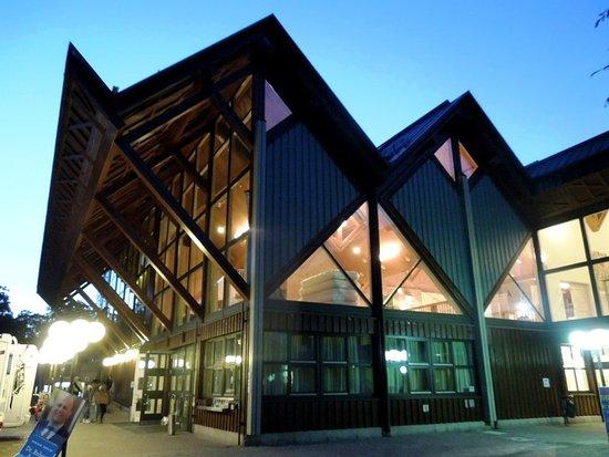 Memmingen, Niemcy: Stadthalle
