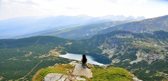 Rila, Bulgaria: After the hike
