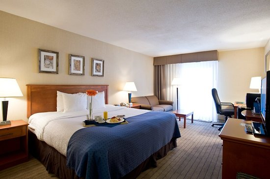 Holiday Inn Barrie Hotel & Conference Centre: Traditional King Bed Guest Room
