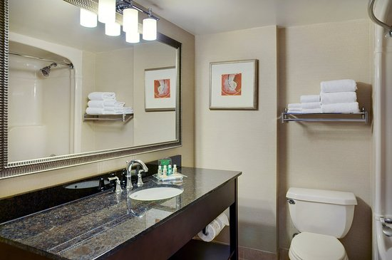 Holiday Inn Barrie Hotel & Conference Centre: Bathroom Amenities