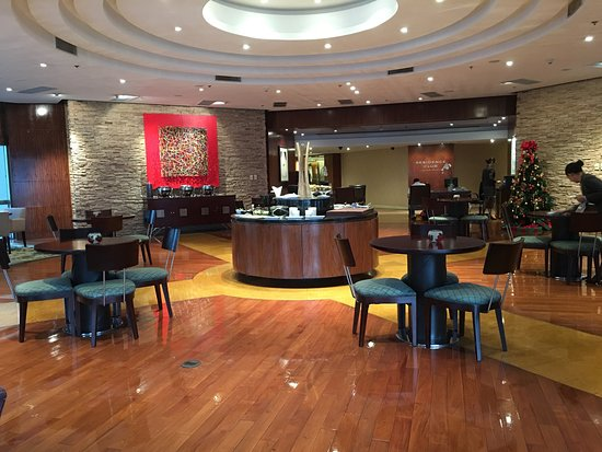 New World Manila Bay Hotel: 最近は、気に入ってます。