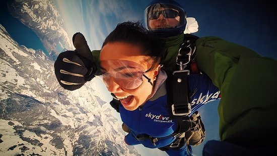 Skydive Switzerland - Scenic Air AG