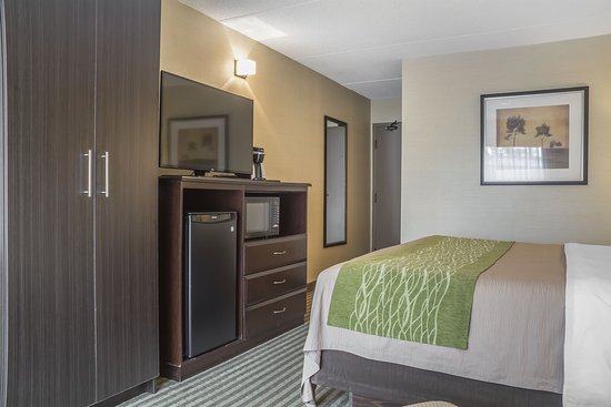 Chatham, Canada: Guest room