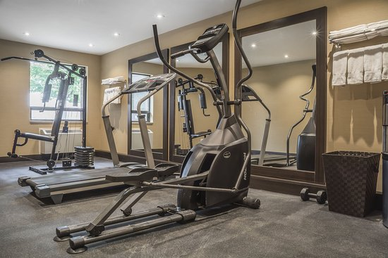 Chatham, Canada: Exercise room