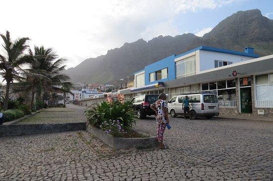 Ponta Do Sol, Cape Verde: quelques commerces