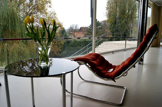 Brno, Czech Republic: Villa Tugendhat