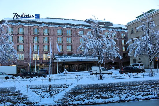 Radisson Blu Scandinavia Hotel, Gothenburg