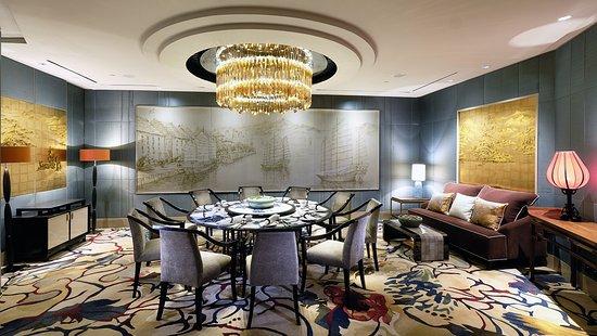 Mandarin Oriental, Jakarta: Li Feng - Private Dining Room 1