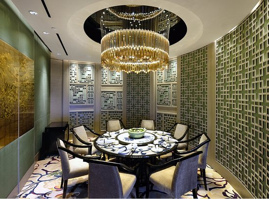 Mandarin Oriental, Jakarta: Li Feng - Private Dining Room 2