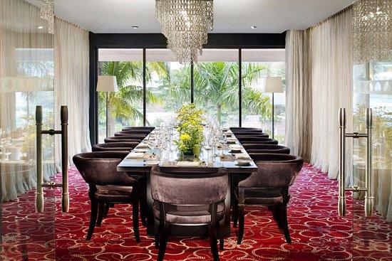 Mandarin Oriental Jakarta: Lyon - Beaujolais Room