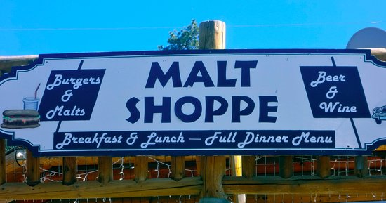 ‪‪The Malt Shoppe‬: The Malt Shoppe in Green Valley Lake‬