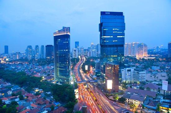 Mandarin Oriental Jakarta: Sudirman View