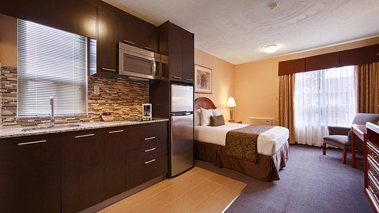 Barrie, Kanada: Suite Room