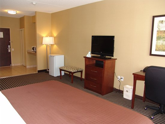 Barrie, Canadá: Mobility Accessible Guest Room