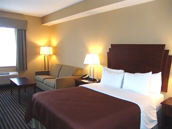 Barrie, Canadá: Executive Guest Room