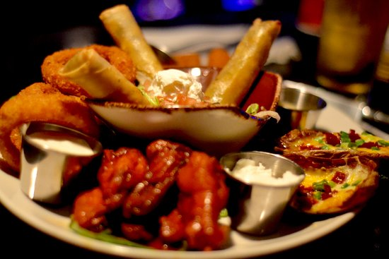 Hard Rock Cafe: appetizers
