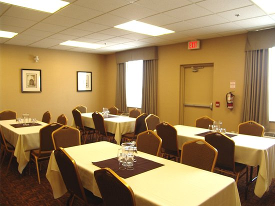 Barrie, Canada: Meeting Room