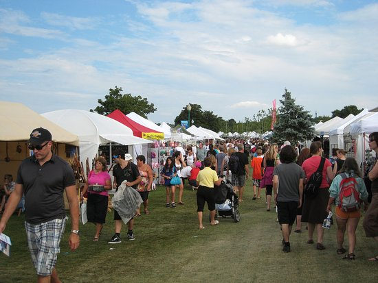 Barrie, Canada: Kempenfest