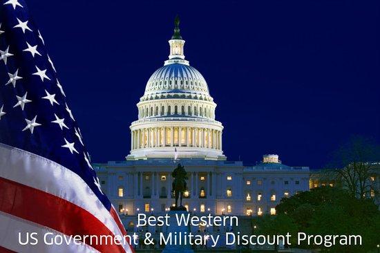 BEST WESTERN Royal Oak Inn: Government & Military