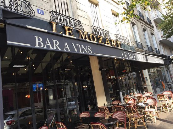 le mozart paris trocadero restaurant reviews phone number photos tripadvisor. Black Bedroom Furniture Sets. Home Design Ideas