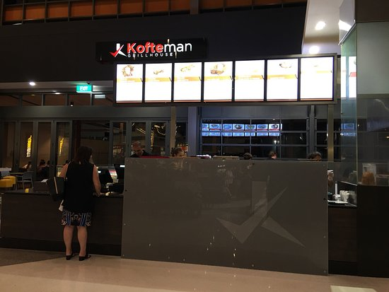 Food Stall at Helensvale
