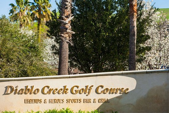 Concord, CA: Diablo Creek Golf Course
