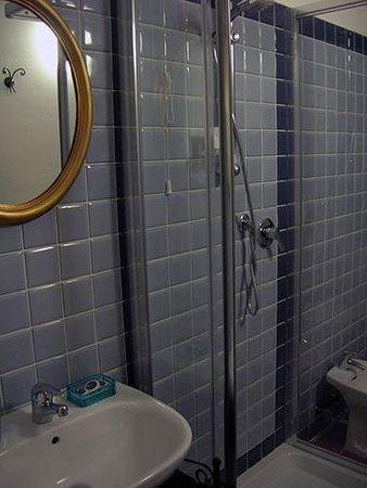 Palazzo delle Signorine : Bagno della camera dei cherubini
