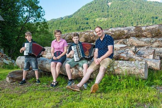 Weissbriach, Austria: Familie Sattlegger
