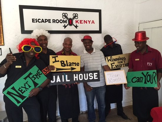‪Escape Room Kenya‬
