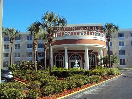Quality Inn & Suites: Ótimo hotel