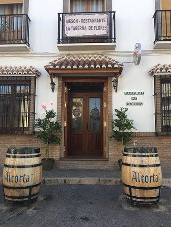Colmenar, España: Taberna de Flores
