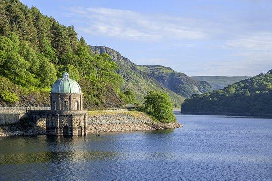 Caersws, UK: Iconic Mid Wales