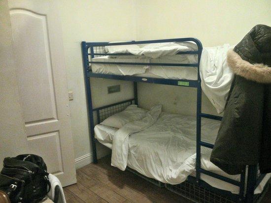 Oliver St. John Gogarty's Hostel: Foto do quarto