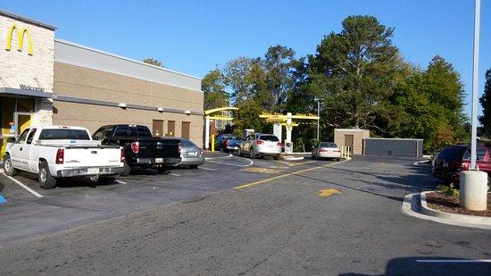McDonald's, N Jennings St, Saluda, SC, Nov 2016