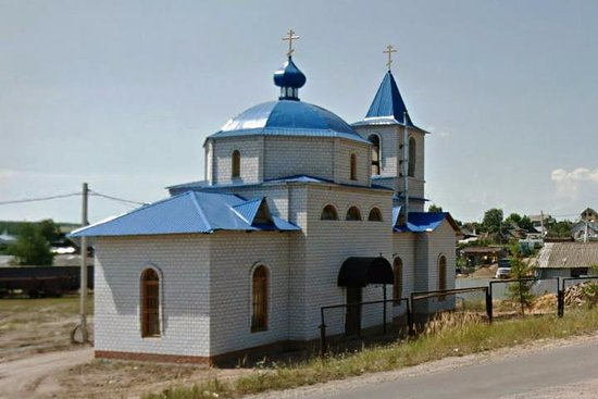 Parish of Our Lady of Tikhvin