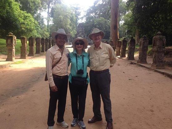 Angkor Holiday Tour