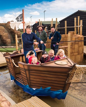 Pirates Island Adventure Golf Blofield
