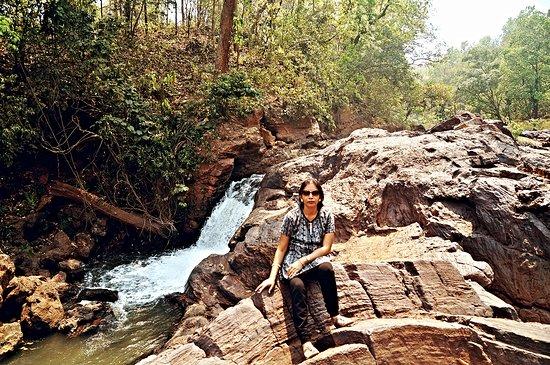 Kiriburu, Indien: Pundul Falls