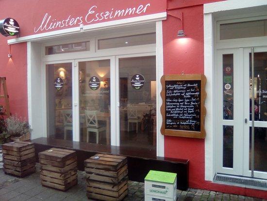 münsters esszimmer, münster - restaurant bewertungen, Esszimmer dekoo